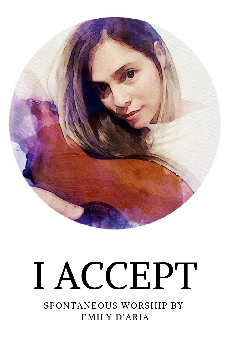 "My 1st Post on My New Youtube Channel, ""I Accept"""